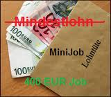 Post image for Kein Mindestlohn für Minijobber